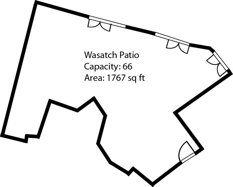 Wasatch Patio